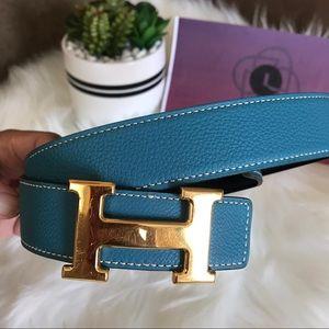 ✅100% authentic Hermes Belt